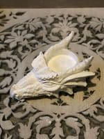 Dragon Head Tealight Candle Holder Mould
